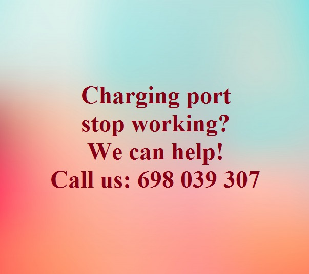 Charging port stop working? We can help! Bring your phone in or get an estimate and we can get started on your repair right away